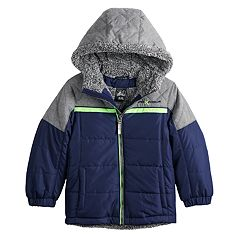 Boys 4-7 ZeroXposur Mason Quilted Midweight Jacket