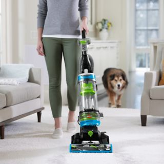 BISSELL PowerClean Swivel Rewind Pet Upright Vacuum