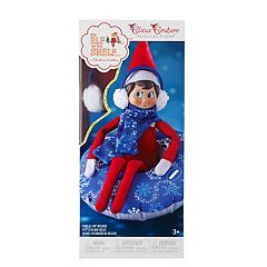 The Elf on the Shelf Claus Couture Totally Tubular Snow Set
