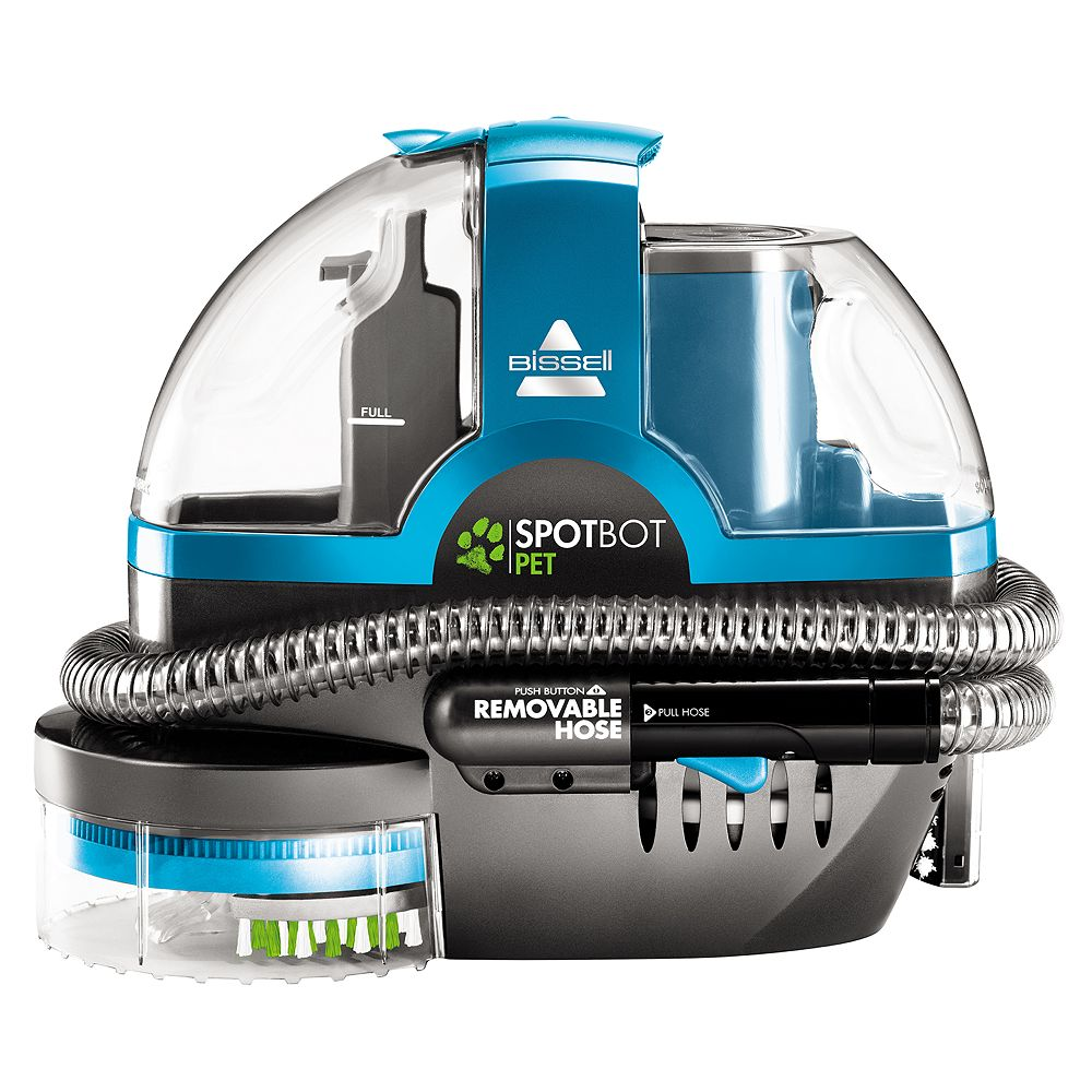 BISSELL SpotBot Pet Deluxe Carpet Cleaner