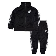 Baby Boy Nike Zip Jacket & Jogger Pants Set
