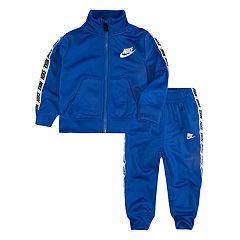 Baby Boy Nike Zip Jacket & Jogger Pants Set