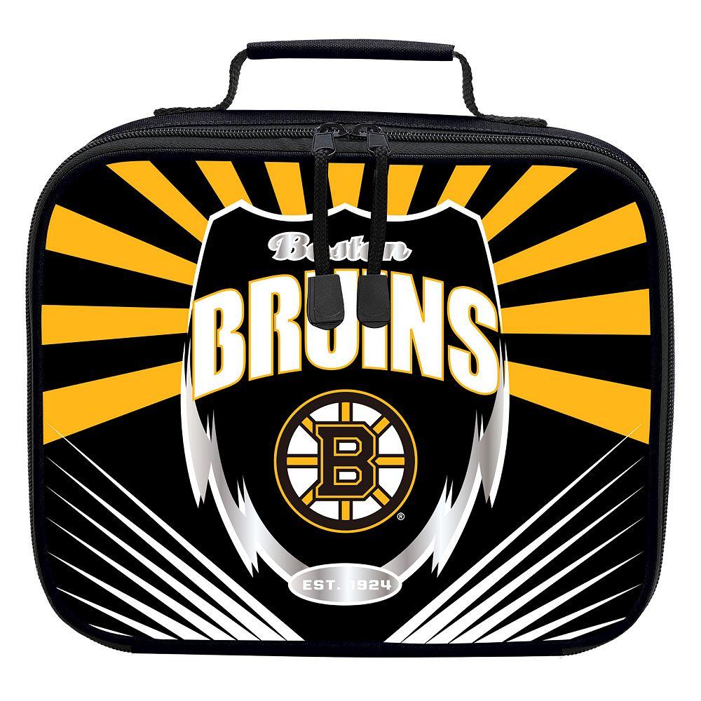 Boston Bruins Lightening Lunch Bag by Northwest