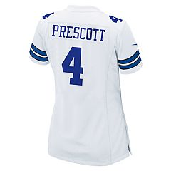Women's Nike Dallas Cowboys Dak Prescott Jersey