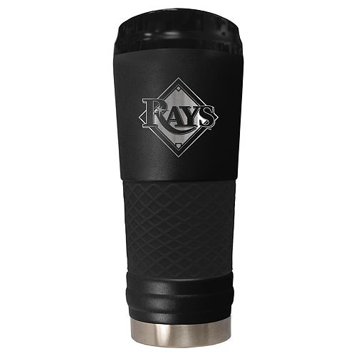 Tampa Bay Rays 24-Ounce Stealth Travel Tumbler