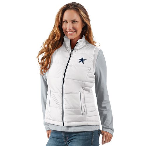 hot sales d303f b1474 Women's Dallas Cowboys Puffer Vest