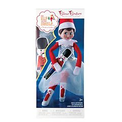 The Elf on the Shelf Claus Couture Snowy Sugar-Plum Duo