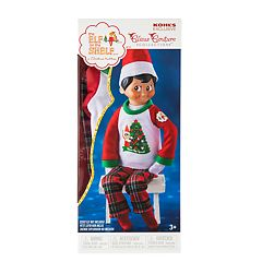 The Elf on the Shelf Claus Couture Snuggle   Hug Nightgown e65f06407