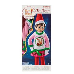 The Elf on the Shelf Claus Couture Snuggle & Hug Nightgown