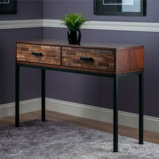 Winsome Jefferson Textured Console Table