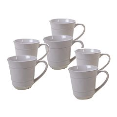 Certified International Orbit 6-piece Mug Set