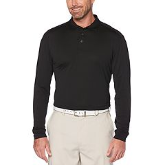 Big & Tall Grand Slam Ultimate Classic-Fit Stretch Ventilated Golf Polo