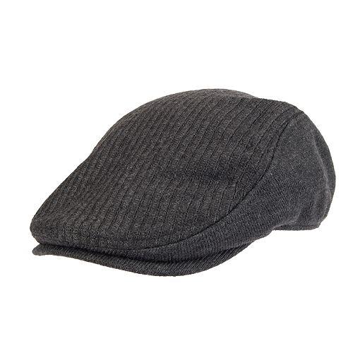 Men s Levi s® Flat-Top Sherpa-Lined Ivy Cap e8704b225b8