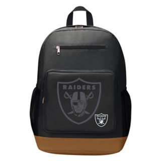 Oakland Raiders Playmaker Backpack by Northwest