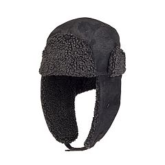 Men's Levi's® Heathered Camo Trapper Hat