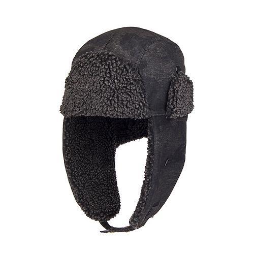 5ec9037d3ea Men s Levi s® Heathered Camo Trapper Hat