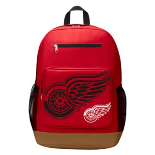 Detroit Red Wings Playmaker Backpack by Northwest