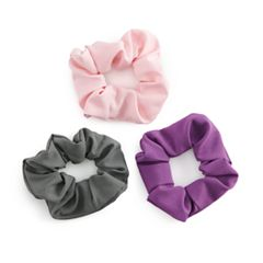 Women's FILA SPORT® Scrunchie Hair Tie Set