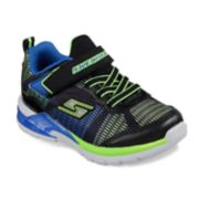 Skechers S Lights Erupters II Lava Waves Toddler Boys' Light Up Shoes