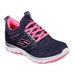 Skechers Diamond Runner Sparkle Sprints Girls' Sneakers