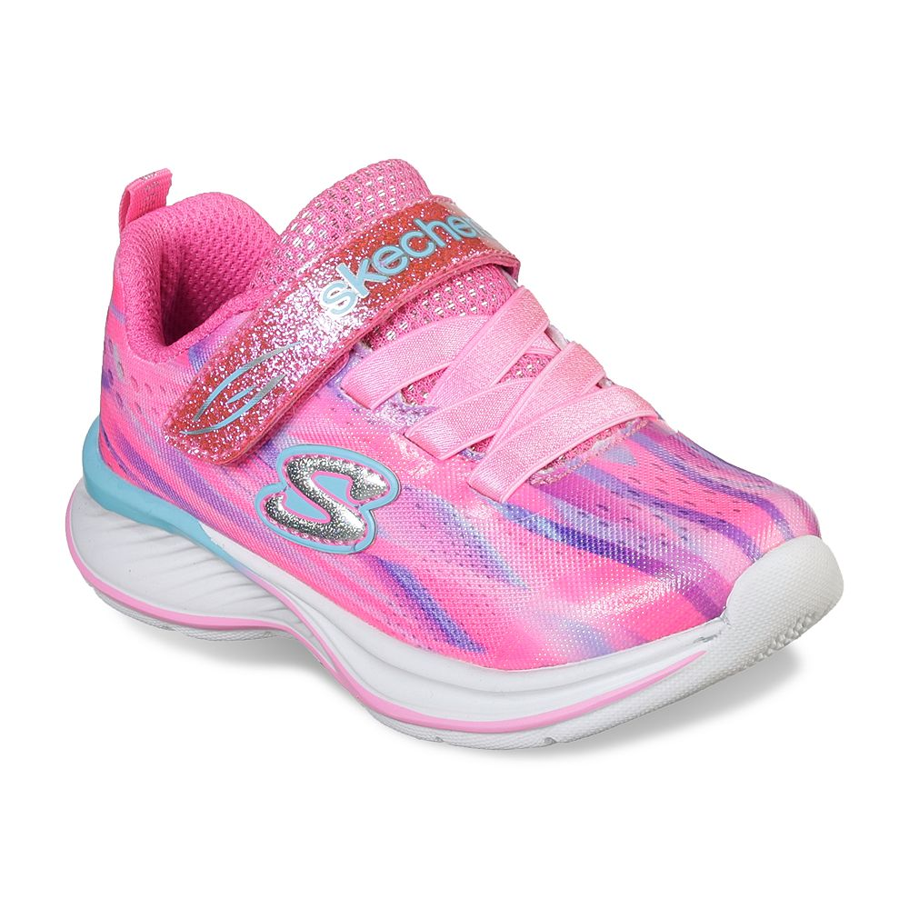 Skechers Jumpin Jams Dream Runner Toddler Girls' Sneakers