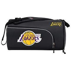 Los Angeles Lakers Squadron Duffel Bag by Northwest