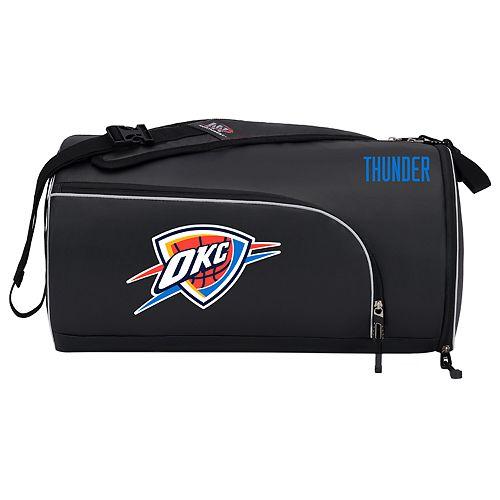 Oklahoma City Thunder Squadron Duffel Bag by Northwest