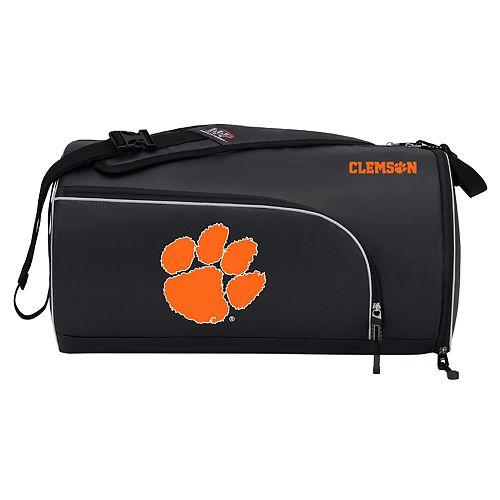 Clemson Tigers Squadron Duffel Bag by Northwest