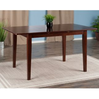 Winsome Anna Extendable Dining Table