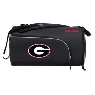 Georgia Bulldogs Squadron Duffel Bag by Northwest