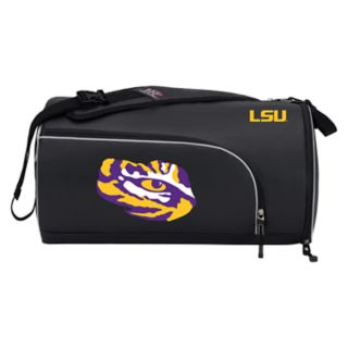 LSU Tigers Squadron Duffel Bag by Northwest