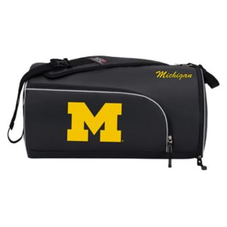 Michigan Wolverines Squadron Duffel Bag by Northwest