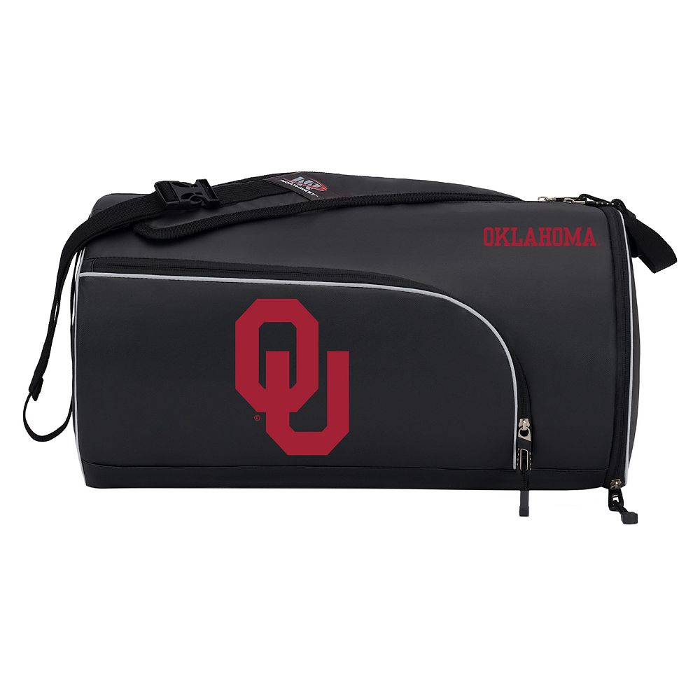 Oklahoma Sooners Squadron Duffel Bag by Northwest