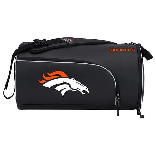 Denver Broncos Squadron Duffel Bag by Northwest