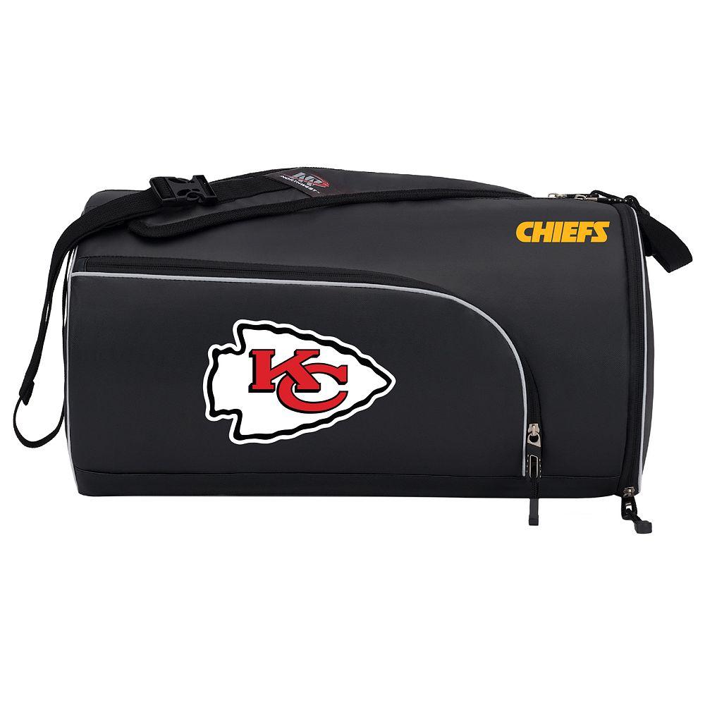 Kansas City Chiefs Squadron Duffel Bag by Northwest
