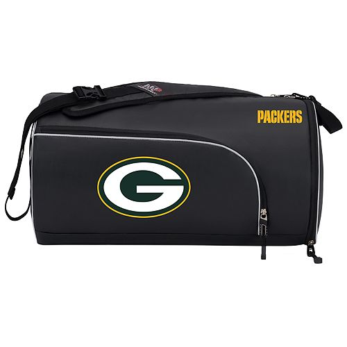 Green Bay Packers Squadron Duffel Bag by Northwest
