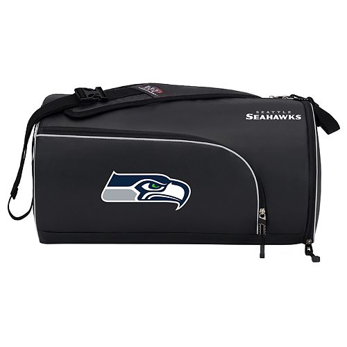 Seattle Seahawks Squadron Duffel Bag by Northwest