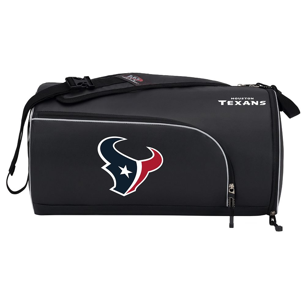 Houston Texans Squadron Duffel Bag by Northwest