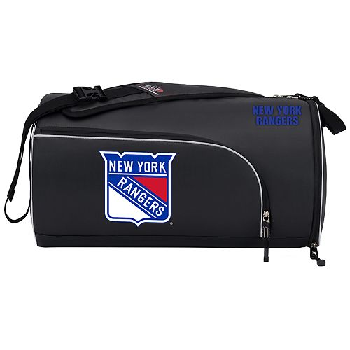 New York Rangers Squadron Duffel Bag by Northwest