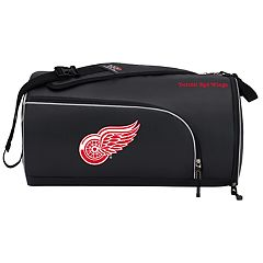 Detroit Red Wings Squadron Duffel Bag by Northwest