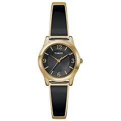 Timex Women's Elevated Classic Two Tone Expansion Watch - TW2R92900JT