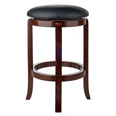 Winsome Walcott Swivel Counter Stool