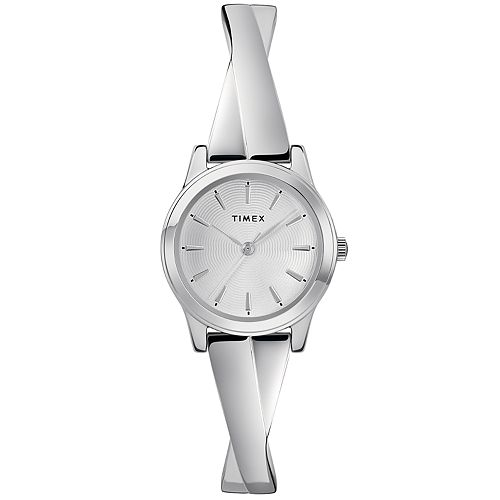 Timex® Women's Elevated Classic Criss Cross Expansion Watch - TW2R98700JT