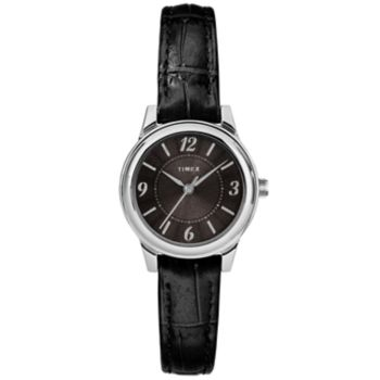 Timex Women's Elevated Classic Leather Watch - TW2R86300JT