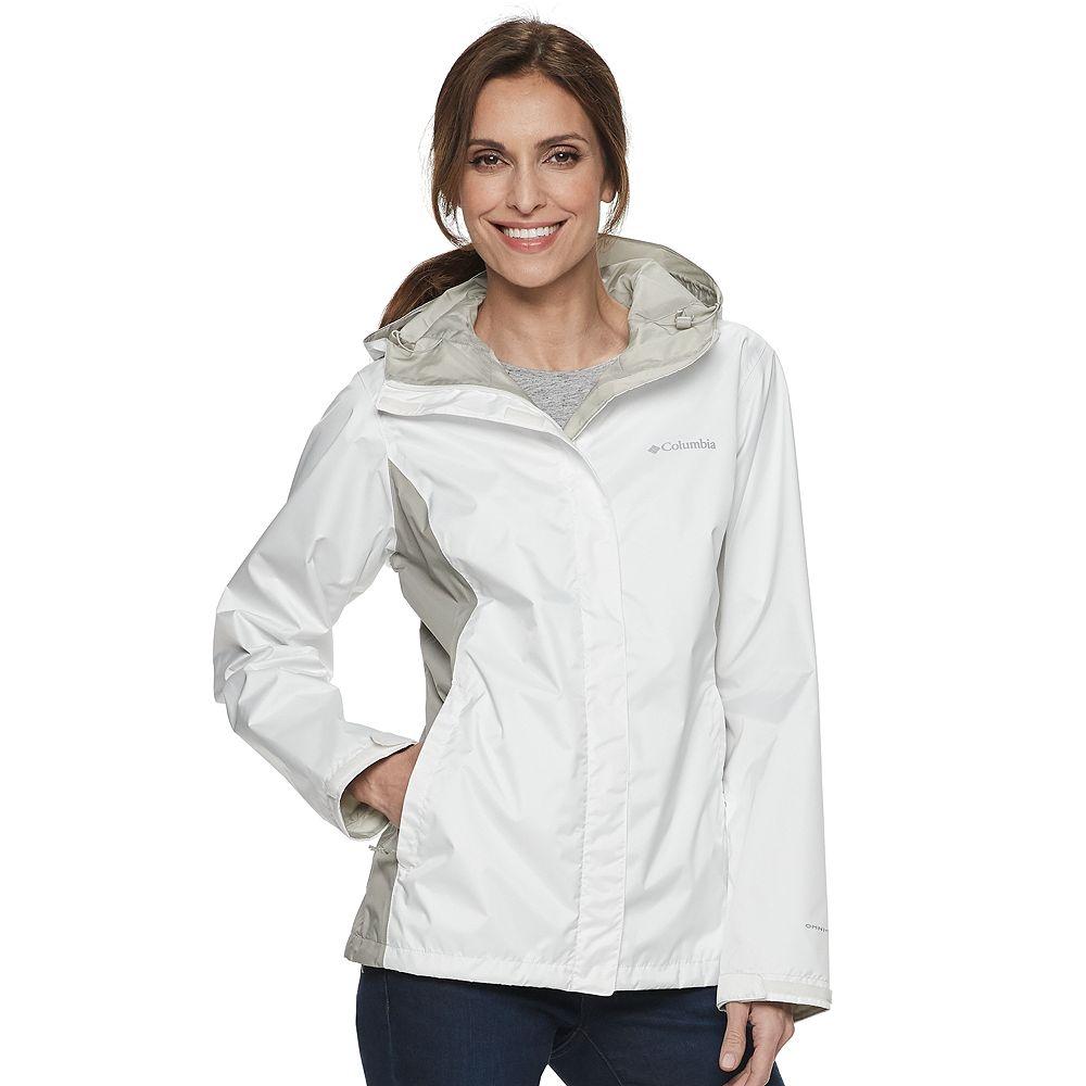 Women's Columbia Arcadia II Hooded Packable Jacket