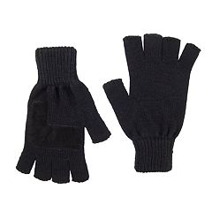 Men's Levi's® Knit Fingerless Gloves