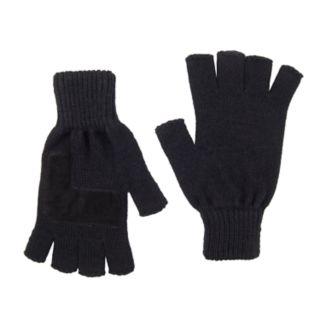Men's Levi's® Knit Fingerless Gloves