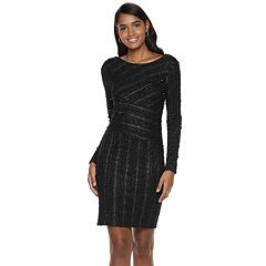 Women's Jennifer Lopez Boucle Sheath Dress
