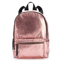 madden NYC Metallic Backpack