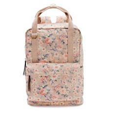 madden NYC Printed Floral Backpack